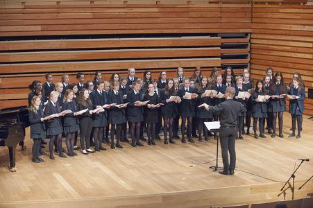 Sevenoaks School: Chamber Choir